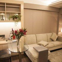 Отель Shenzhen U- Home Apartment Binhe Times Китай, Шэньчжэнь - отзывы, цены и фото номеров - забронировать отель Shenzhen U- Home Apartment Binhe Times онлайн комната для гостей фото 4