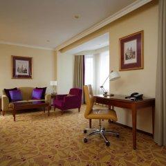 Гостиница Марриотт Москва Ройал Аврора удобства в номере фото 2