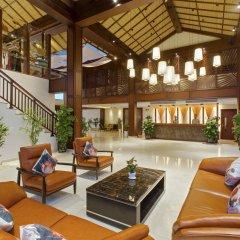 Отель Silk Sense Hoi An River Resort интерьер отеля