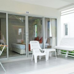 Отель Amity Beach Resort Таиланд, Самуи - отзывы, цены и фото номеров - забронировать отель Amity Beach Resort онлайн балкон