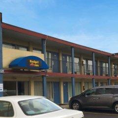 Отель Travelodge Columbus East парковка фото 4
