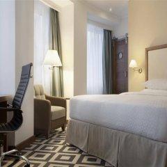Отель Khortitsa Palace Запорожье комната для гостей фото 5