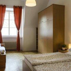 Отель Happy Prague Apartments Чехия, Прага - 1 отзыв об отеле, цены и фото номеров - забронировать отель Happy Prague Apartments онлайн комната для гостей фото 3
