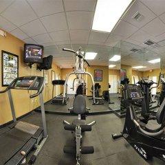 Отель Clarion Inn & Suites Clearwater фитнесс-зал фото 2
