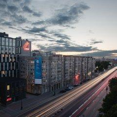 Гостиница Апарт-отель Вертикаль в Санкт-Петербурге - забронировать гостиницу Апарт-отель Вертикаль, цены и фото номеров Санкт-Петербург балкон