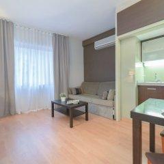 Отель Aparthotel Senator Barcelona комната для гостей фото 7