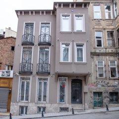 Апартаменты Flats Company- Firuze Apartment Стамбул вид на фасад