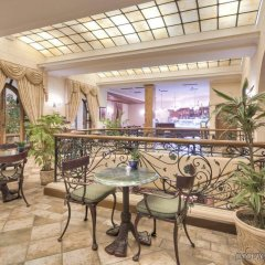 Kempinski Hotel San Lawrenz интерьер отеля