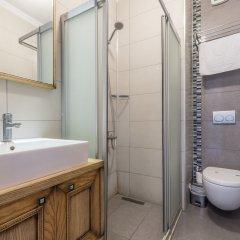 Отель Veziroglu Apart Датча ванная