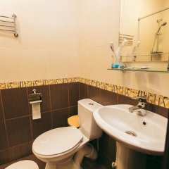 Гостиница Бархат ванная
