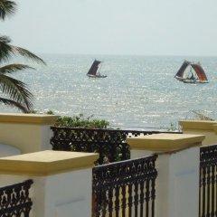 Отель The Ocean Pearl пляж