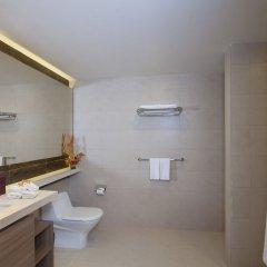 Oakwood Residence Prestige Whitefield Bangalore in Bangalore, India from 62$, photos, reviews - zenhotels.com bathroom