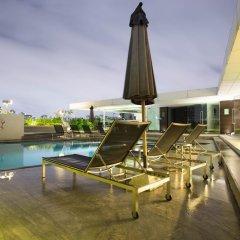 Отель Oakwood Residence Sukhumvit Thonglor Бангкок бассейн фото 2