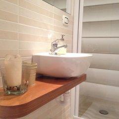 Отель Casadama Guest Apartment Италия, Турин - отзывы, цены и фото номеров - забронировать отель Casadama Guest Apartment онлайн ванная фото 2