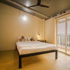 Отель OYO 17365 Home Peaceful 1BHK Mandrem Индия, Северный Гоа - отзывы, цены и фото номеров - забронировать отель OYO 17365 Home Peaceful 1BHK Mandrem онлайн комната для гостей фото 5