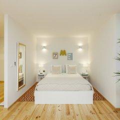 Отель Oporto Local Studios комната для гостей