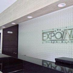 Отель Expo Inn Мексика, Гвадалахара - отзывы, цены и фото номеров - забронировать отель Expo Inn онлайн интерьер отеля