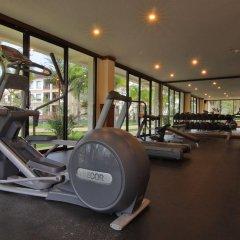 Отель Andaman Princess Resort & Spa фитнесс-зал