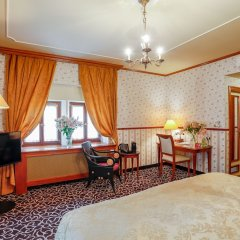 Отель Chateau St. Havel - wellness Hotel Чехия, Прага - отзывы, цены и фото номеров - забронировать отель Chateau St. Havel - wellness Hotel онлайн интерьер отеля фото 3