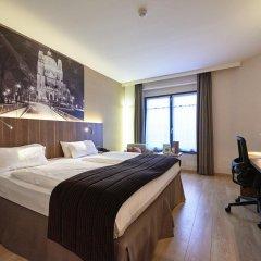 Отель Holiday Inn Brussels Schuman комната для гостей фото 4