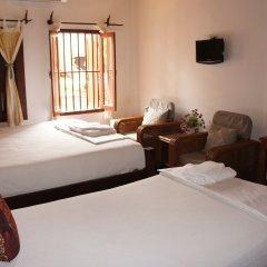 Отель Pangkham Lodge комната для гостей фото 4