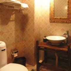 Отель Gulangyu Haijiao No.8 Holiday Inn ванная фото 2