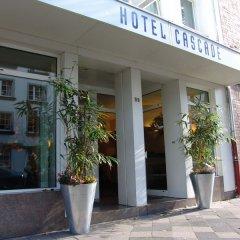 Отель Cascade Германия, Дюссельдорф - отзывы, цены и фото номеров - забронировать отель Cascade онлайн вид на фасад