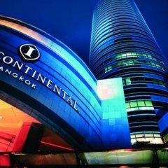 Отель Intercontinental Bangkok Бангкок спортивное сооружение
