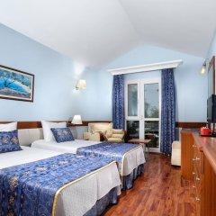 Belcekiz Beach Club Турция, Олудениз - 1 отзыв об отеле, цены и фото номеров - забронировать отель Belcekiz Beach Club - All Inclusive онлайн комната для гостей фото 3