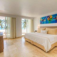 Отель Casablanca Колумбия, Сан-Андрес - отзывы, цены и фото номеров - забронировать отель Casablanca онлайн комната для гостей фото 2