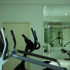 Отель Chanalai Romantica Resort Kata Beach - Adult Only фитнесс-зал фото 2