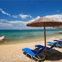Отель Acrotel Athena Pallas Village пляж