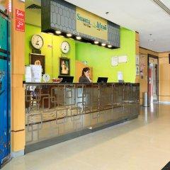 OYO 109 Smana Hotel Al Raffa интерьер отеля