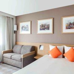 Отель Novotel Amsterdam City Амстердам комната для гостей фото 5