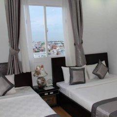 Thien Phu Logia Hotel комната для гостей фото 2