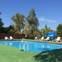 Отель Camping Valle Dei Templi Агридженто бассейн фото 2