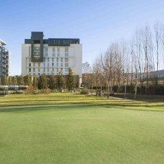 Отель Ramada Plaza Milano спортивное сооружение