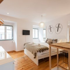 Апартаменты Moniz Studio Apartment - by LU Holidays комната для гостей фото 5
