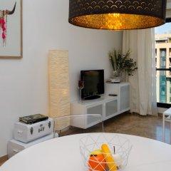 Отель ApartUP Francia Views Испания, Валенсия - отзывы, цены и фото номеров - забронировать отель ApartUP Francia Views онлайн комната для гостей фото 5