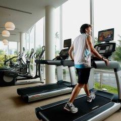 Отель Splash Beach Resort фитнесс-зал фото 2