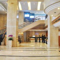 Отель China Mayors Plaza интерьер отеля