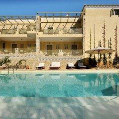 Отель Eleonas Studios Греция, Метана - отзывы, цены и фото номеров - забронировать отель Eleonas Studios онлайн бассейн