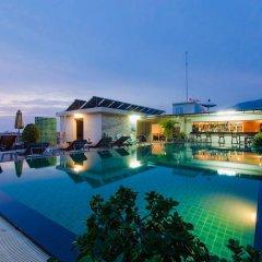 Отель Azure Bangla Phuket бассейн фото 2