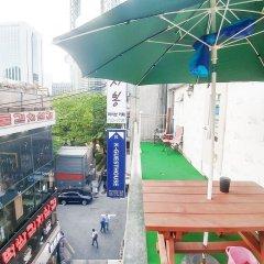 Отель K-GUESTHOUSE Insadong 2 спа фото 2