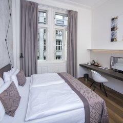 Отель Golden Crown Чехия, Прага - 7 отзывов об отеле, цены и фото номеров - забронировать отель Golden Crown онлайн комната для гостей фото 4