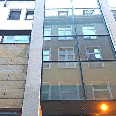 Отель HUXX City Германия, Нюрнберг - отзывы, цены и фото номеров - забронировать отель HUXX City онлайн вид на фасад