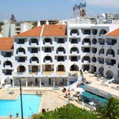 Отель Tropical Sol пляж