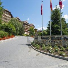 Отель Park Gstaad Швейцария, Гштад - отзывы, цены и фото номеров - забронировать отель Park Gstaad онлайн парковка