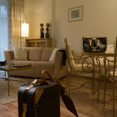 Отель Mamaison Residence Izabella Budapest комната для гостей фото 3