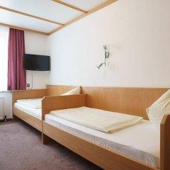 Hotel Drei Kreuz Зальцбург комната для гостей фото 4